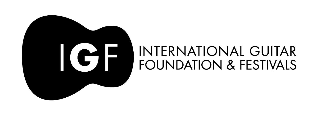 IGF logo B&W