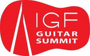 IGF Guitar Summit Logo
